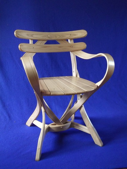 Bendy Armchair