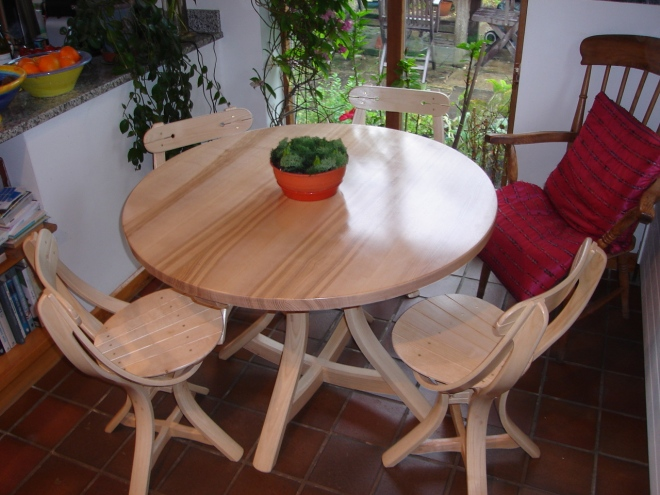 I also make tables